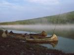 Kanadier im Nebel