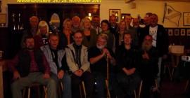 Teilnehmer vom Sibirien-Treffen in Lahnstein 2007